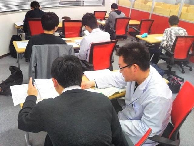 武田塾のアルバイト情報